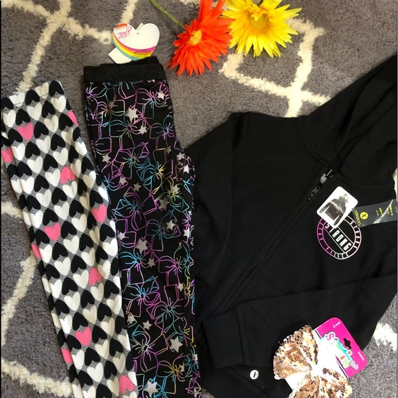 Xersion Other - Girl jacket and leggings size 4/5